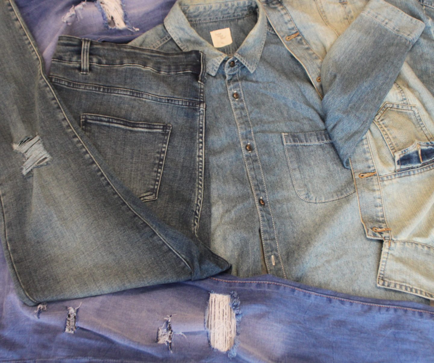 Spring Means Denim.